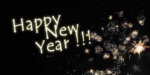 Happy New Year!, Hernandez, New Mexico