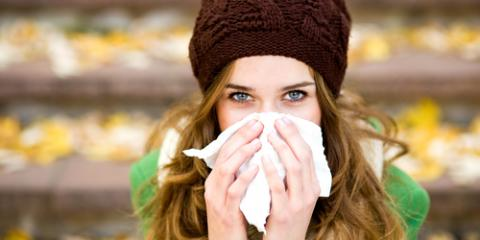 Worried about the Fall cold and flu season?, Manhattan, New York