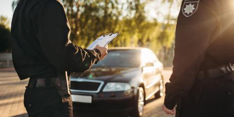 When Can the Police Legally Search Your Car?, White Plains, New York
