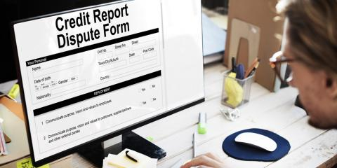 How to Correct Mistakes on Your Credit Report, Rochester, New York