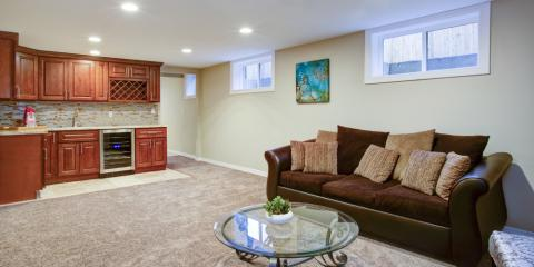 How to Transform Your Basement Into a Rec Room, Fairport, New York