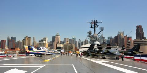 Explore the Intrepid Sea, Air & Space Museum With Packages From NYC's Best Tour Bus Company!, Manhattan, New York