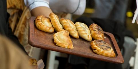 The History of Empanadas, New York, New York