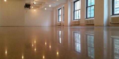 Trust Chynna Concrete for the Best Concrete Floor Installations, Manhattan, New York