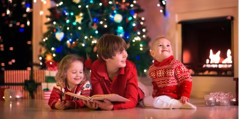 What to Buy Young Children for the Holidays, New York, New York