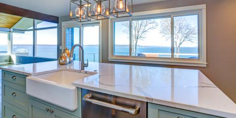 3 Common Types of Kitchen Sink Materials, ,