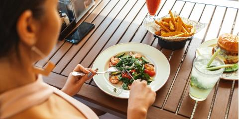 3 Sides to Eat With Your Seafood Meal, Manhattan, New York