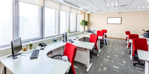 3 Tips on Choosing the Right Color for Your Office Furniture, Washington, District Of Columbia