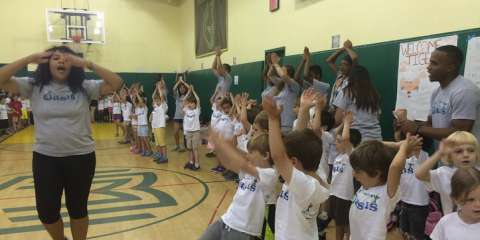 A New York City Youth Program Explains Some Benefits of Day Camps, Manhattan, New York