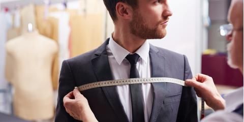 How Should an Ideal Suit Fit?, New York, New York