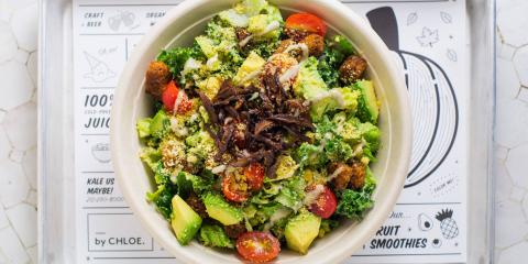 4 Vegan Grab & Go Foods From NYC's Kosher Certified Restaurant, New York, New York
