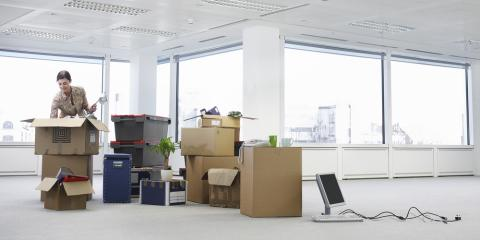 3 Benefits of Hiring Commercial Movers for Your Office Relocation , West Haverstraw, New York