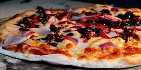 Dough Girls Brings its Brick-Oven Pizza to Mobile Food Trucks, Brooklyn, New York
