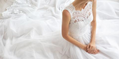A Dry Cleaning Service on How to Preserve Your Wedding Gown, Manhattan, New York