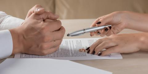 The Difference Between Filing for Legal Separation & Getting Divorced, Manhattan, New York