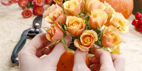 How to Craft the Perfect Fall Flower Bouquet, Manhattan, New York