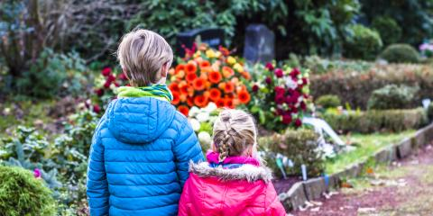 How to Prepare Children for Funeral Services, Middletown, New York