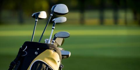What to Know About Regular & Stiff Golf Clubs, Manhattan, New York