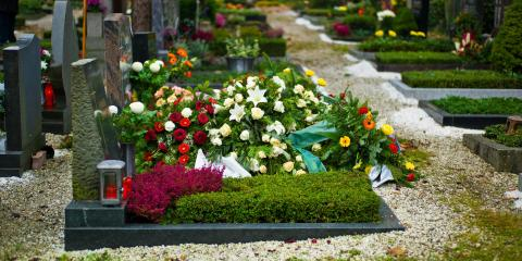 4 Ways to Decorate a Loved One's Gravestone, Rochester, New York