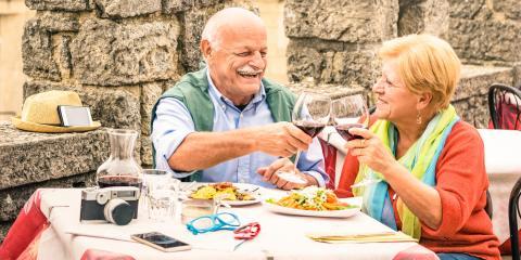 4 Health Benefits of Eating Grape Leaves, New York, New York