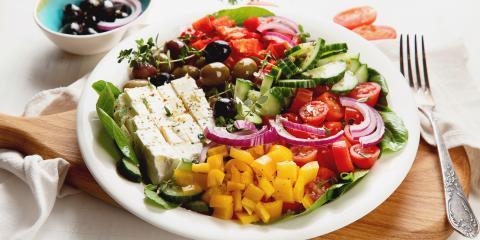 3 Health Benefits of Greek Food, New York, New York