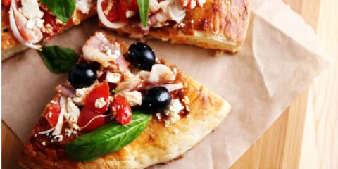 Greek Pizza Vs. Italian Pizza: A Local Greek Restaurant Points Out 3 Major Differences, Queens, New York