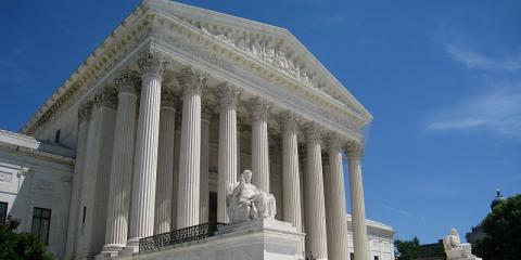 Supreme Court Poised to Strike Down Obama's Immigration Law Changes, Manhattan, New York