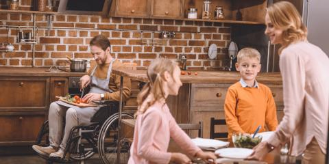 How to Create a Wheelchair-Accessible Kitchen Design, Brighton, New York