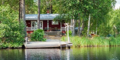 4 Advantages of a Lake House Investment, Webb, New York