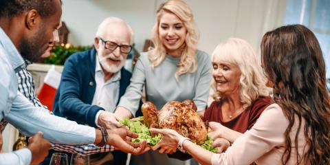 3 Tips for Healthy Eating Over the Holidays, Manhattan, New York