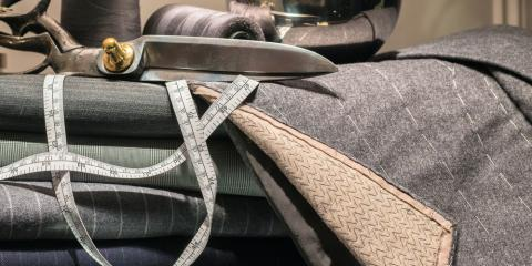 A Midtown Tailor's Tips for Finding the Perfect Custom Suit, Manhattan, New York