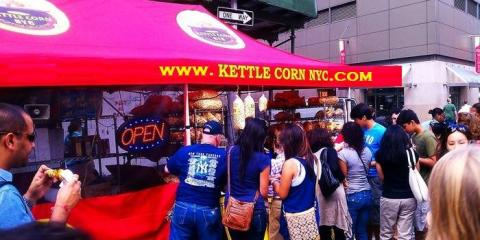 This Next Custom Food Truck Will Pop Kettle Corn on The Streets of NYC, Brooklyn, New York