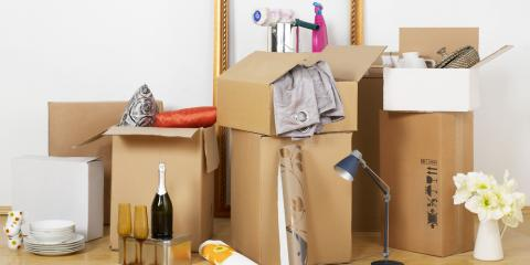 How to Pack Your Moving Boxes to Prevent Damage, Monroe, New York