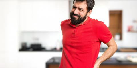 4 Common Causes of Back Pain, Manhattan, New York