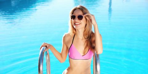 How to Stop Blonde Hair from Turning Green in the Pool, Manhattan, New York