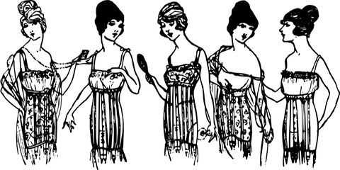 The History of Corsets From NYC's Favorite Lingerie Shop, Manhattan, New York