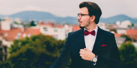 Need a Custom Tuxedo for Prom? Call Custom Men in New York City, Manhattan, New York