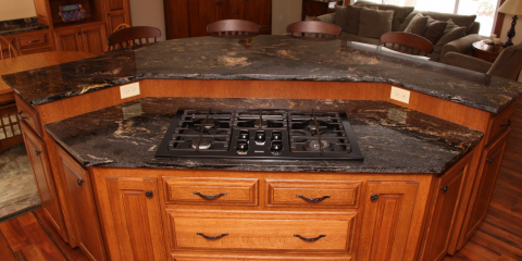 3 Countertops Perfect for Busy Kitchens, ,