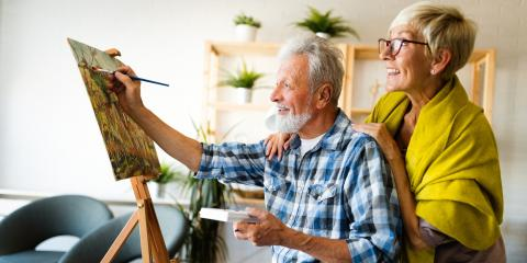 3 Ways Painting Is Good for Your Health, Manhattan, New York