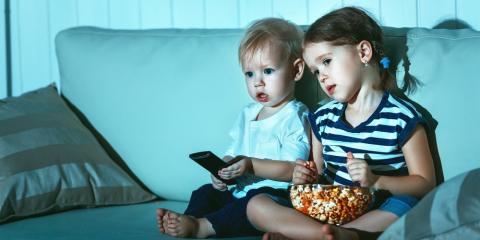 Pediatric Care Tips: Set Limits on TV Time, Manhattan, New York