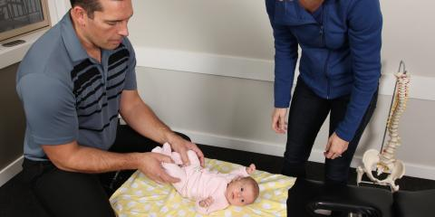 Pediatric Chiropractic to Clear Effects of Undetected Birth Traumas, Manhattan, New York