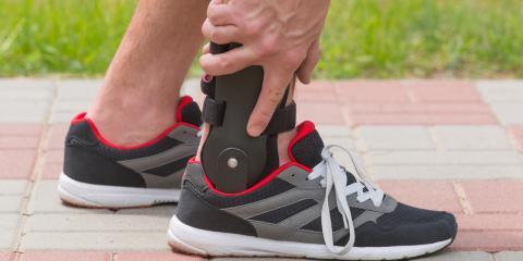 4 FAQ About Ankle Braces, Manhattan, New York