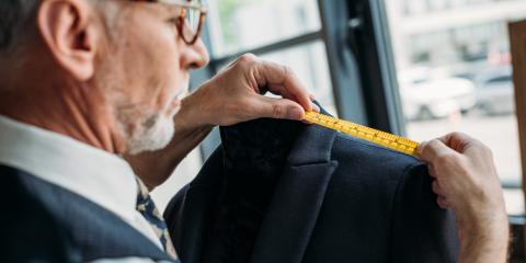 Why You Should See a Tailor for Small Clothing Repairs, Manhattan, New York