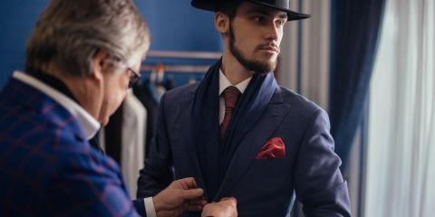 3 Reasons to Take Your Clothes to a Tailor, Manhattan, New York