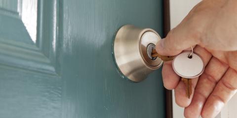 Top 4 Most Common Apartment Door Locks, New York, New York