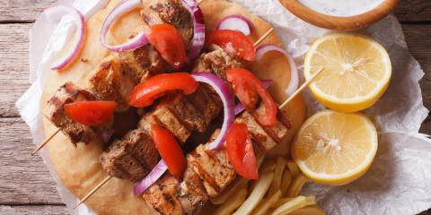 What Exactly Is Souvlaki?, New York, New York