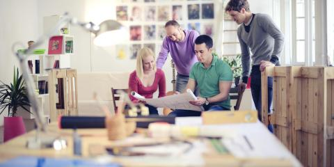 5 Office Furniture Design Tips for Fostering Workplace Creativity, Manhattan, New York