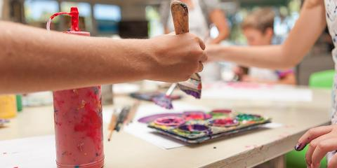6 Reasons to Organize a Paint Party, Manhattan, New York