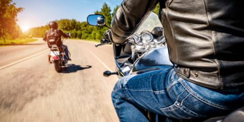 Personal Injury Lawyer Offers 5 Safety Tips for Riding a Motorcycle , Greece, New York
