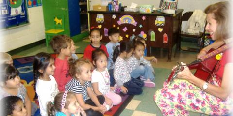 5 Fun & Educational Games for Your Preschool Child, Queens, New York